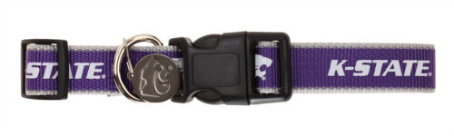 Sporty K9 NCAA Kansas State Wildcats Reflective Dog Collar