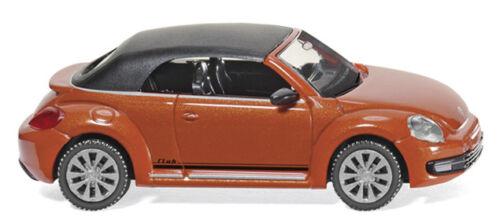 Wiking 002848-1//87 VW the beetle convertible-nuevo