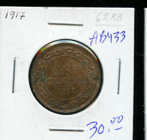 1917-Canada-Large-Cent-MS62-Red-and-Brown-DC323