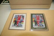 Luc Robitaille  2008-09  UD Masterpieces # 39 Green # 46/99  Red Wings
