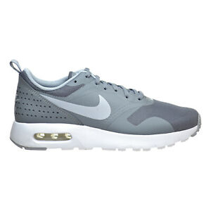 Details about Nike Air Max Tavas (GS) Big Kid's Shoes Cool Grey Wolf Grey White 814443 002