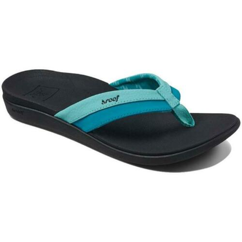 REEF Ortho Bounce Coast Womens Ladies Footwear Sandals Flip Flops Thongs
