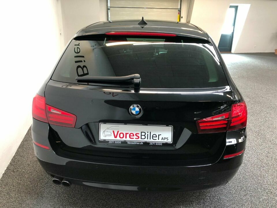BMW 525d 2,0 Touring aut. Diesel aut. modelår 2014 km 190000