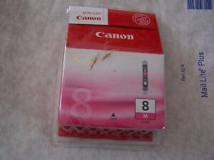 CARTOUCHE ENCRE CANON ORIGINE CLI8M