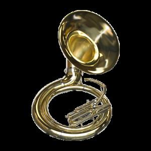John-Packer-2057-Bb-Sousaphone-Professional-Gold-Lacquer