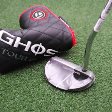 TaylorMade Golf LEFT HAND Ghost Tour Black Monte Carlo Putter 35 SuperStroke NEW