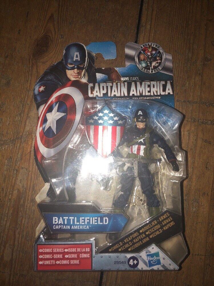Captain America Concept Series Battlefield AF CA6