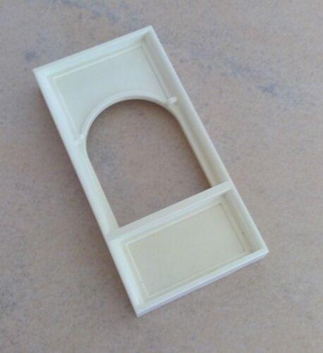 PLAYMOBIL Ersatzteile Wand Fenster  Schloss 3019 4250 Kirche 4296 5053 weiß