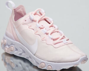 React Pink New Nike Sneakers 55 Pale Lifestyle Shoes Element Women's Ac5RqS4L3j