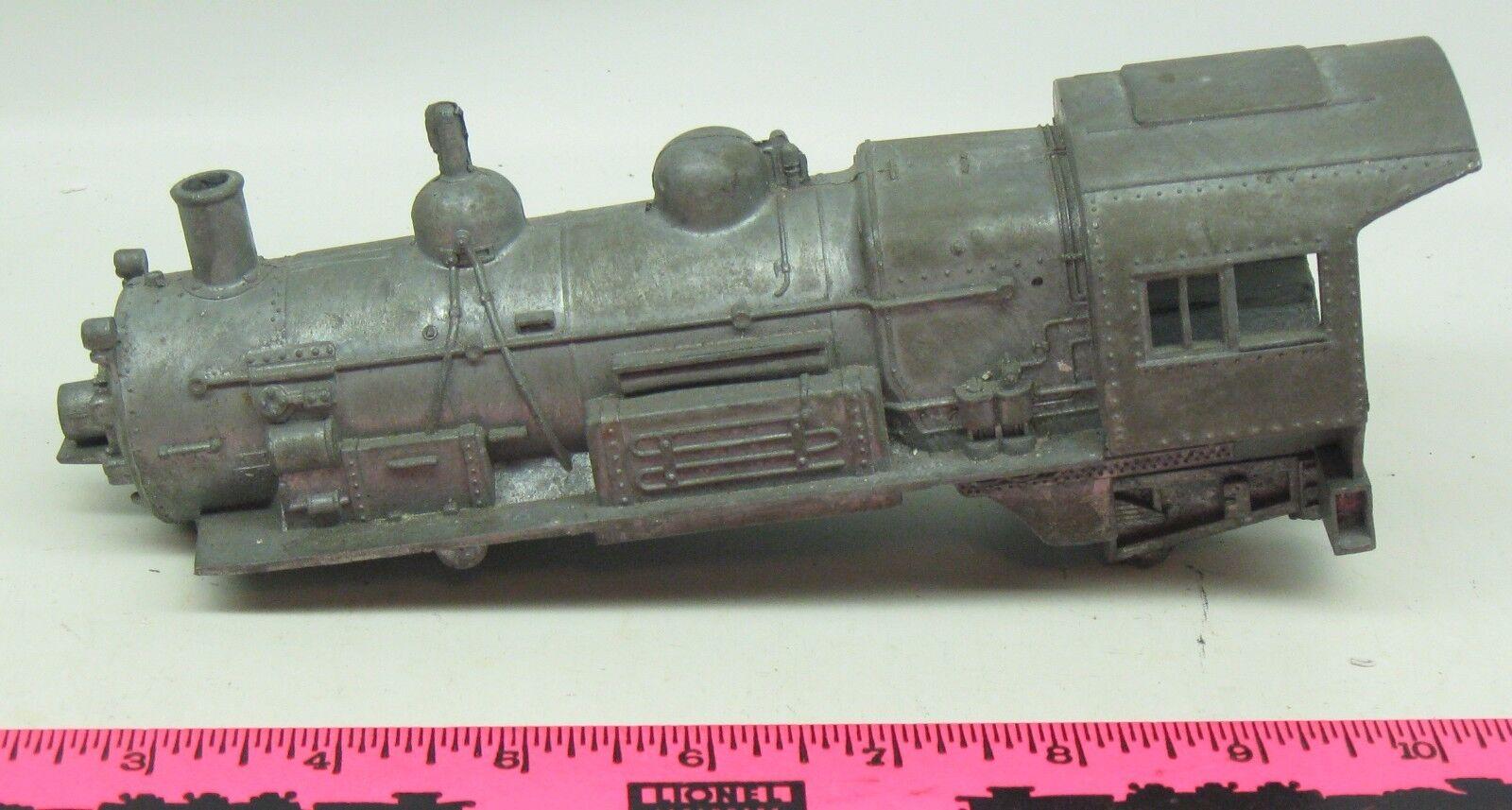 Lionel   K-line shell  Steam locomotive casting shell