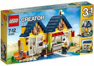 Lego-31035-Creator-Cabina-da-Spiaggia-NEW-PERFECT-MISB-NEVER-REMOVED