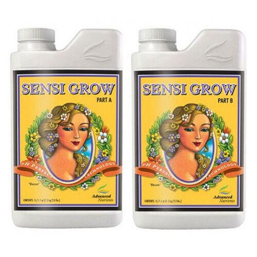 Nutriente   Fertilizzante Crescita Advanced Nutrients Sensi Grow A+B (2x10L)