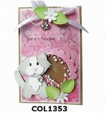 Marianne Design Collectables - CAT Craft Die & Stamp Set COL1353