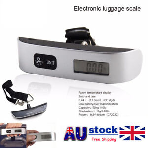 50KG-TRAVEL-PORTABLE-HANDHELD-LUGGAGE-WEIGHING-DIGITAL-SCALES-SUITCASE-BAG-NEW
