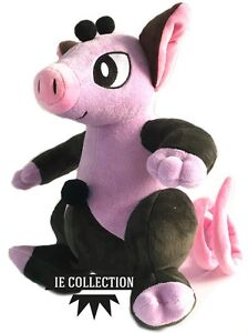 POKEMON GRUMPIG PELUCHE 30 CM pupazzo Groret 326 Groink Spoink maiale plush doll