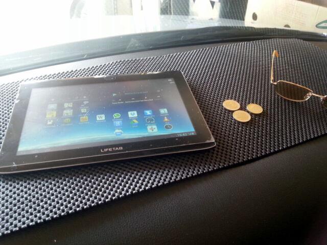 Antirutschmatte groß 65x21 cm Armaturenbrett Auto Pad Handy Brille Tablet