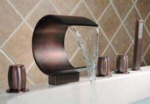 Antique-Badewannenarmatur-Wannenarmatur-Badewanneneinlauf-mit-Dusche-und-Brause