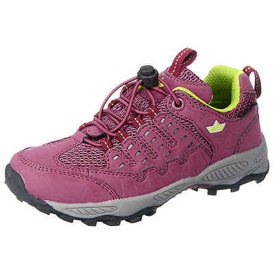 LICO TRAIL KIDS Kinderschuhe Sneakers Sportschuhe, Gr. 37, pink, Neu