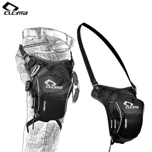 Outdoor Travel Fanny Pack Sports Leg Bag Men Motorbike Motorcycle Drop Waistbag
