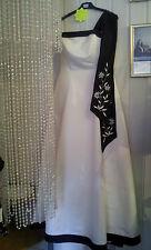 BRAND NEW! Beautiful Wedding Dress by Sincerity Bridal NOW ONLY £50! BNWT Size12