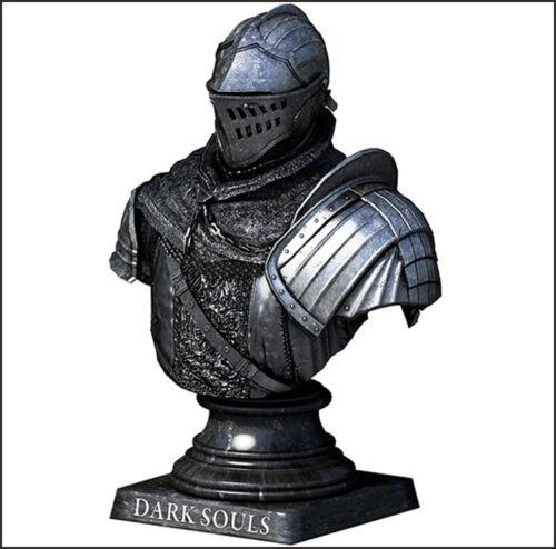 1//6 Scale Dark Souls Knight Bust Statue Model