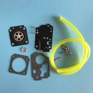Carburateur Carb Kit Réparation Pour ZAMA RB-156 C1U-W43 C1U-W45 Poulan BVM210VS