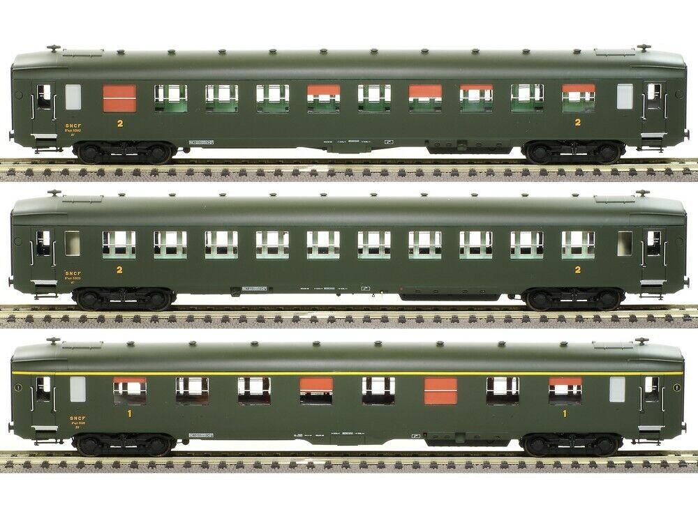 Ree Modeles VB-139 Dev Ao Version Kurzarm Set 3 Reisezugwagen Sonderbemalung