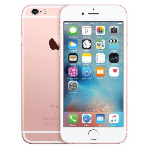 1 von 1 - Apple  iPhone 6s Plus - 32GB - Roségold (Ohne Simlock) Smartphone Sehr Gut