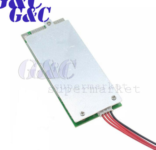 BMS Protection PCB Board 18650 Li-ion Lithium Battery 3S12V 100A with Balance