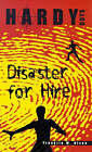 Disaster for Hire by Franklin W. Dixon (Paperback, 1999)