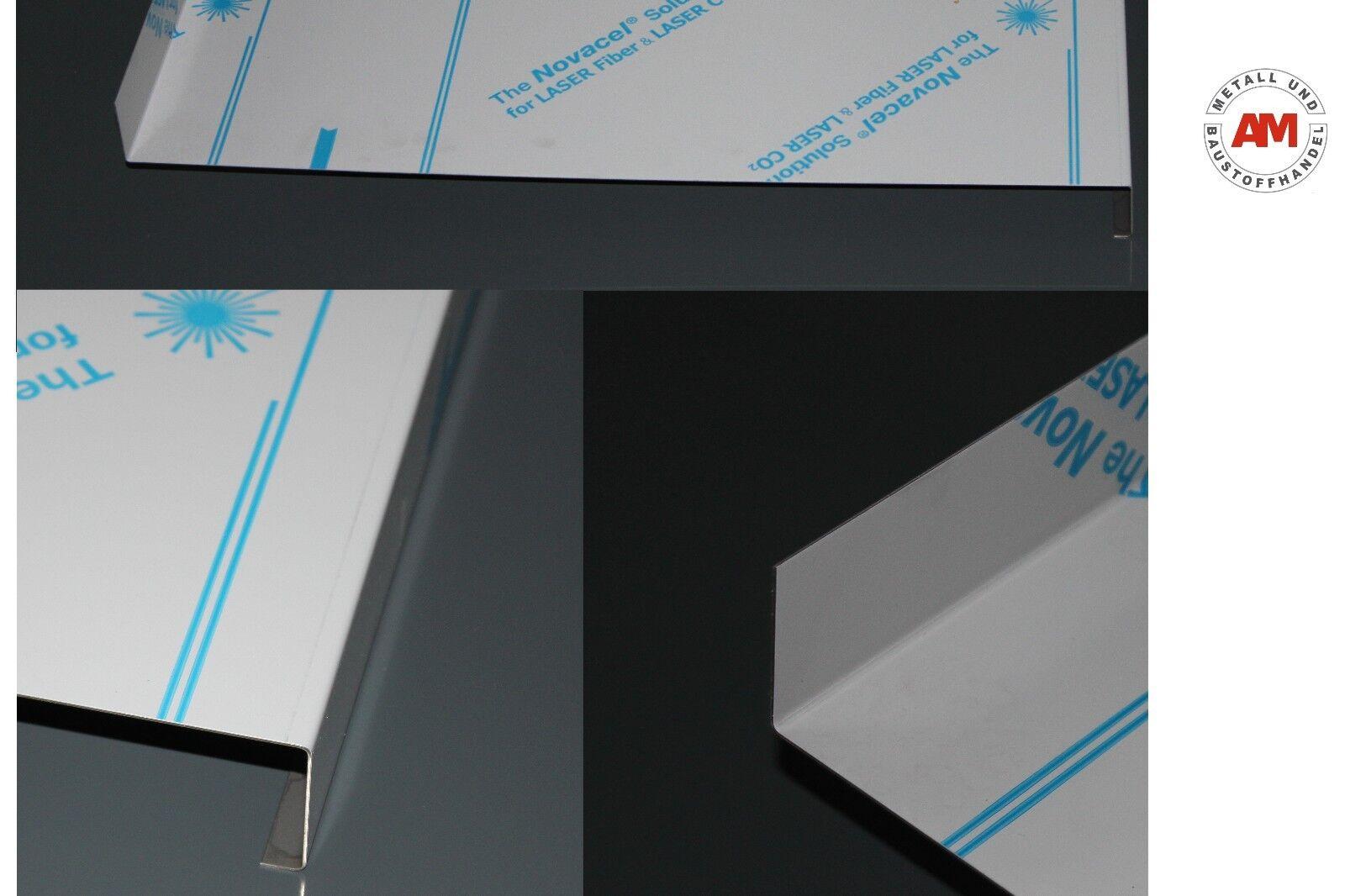 Edelstahltisch V2A Abdeckung Gastro Tisch Küche Imbiss Arbeitsplatte Tischablage