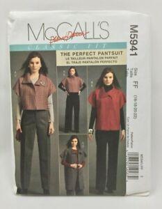 MCCALL-039-S-Patron-de-Costura-M5941-Misses-Chaqueta-en-Tres-Longitudes-y-Tallas-16
