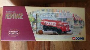 RARE-Corgi-71207-Faineant-Citerne-ANTAR-Ltd-Edition-No-0006-of-ONLY-1098