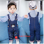 26-style-Kids-Baby-Boys-Girls-Overalls-Denim-Pants-Cartoon-Jeans-Casual-Jumpers thumbnail 43