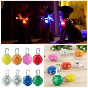 Dogs-LED-Pendant-Portable-Pet-Necklace-Durable-Night-Light-Flashing-Collar-GN