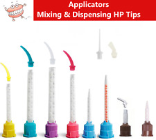 Dental Impression Hp Tips High Performance Tips Intraoral Tips And Applicators