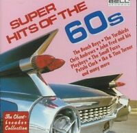Superhits of the 60's Beach Boys, Yardbirds, Small Faces, Petula Clark.. [CD]