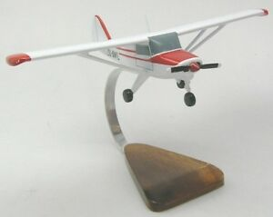 Details about Piper PA-22 Tri Pacer PA22 Airplane Desktop Kiln Dry Wood  Model Small New