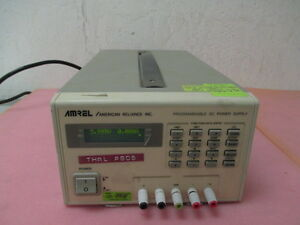 Amrel dc power supply manual