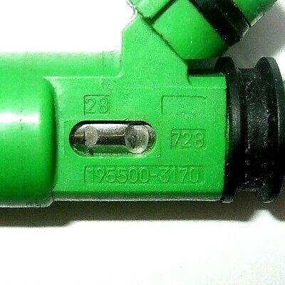 1997-2001 Mazda Montero Sport 3.0L Single DENSO Fuel Injector 195500-3170
