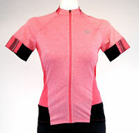 Pearl Izumi Select Escape Cycling Ss Jersey,women's, Medium, Heather Pink