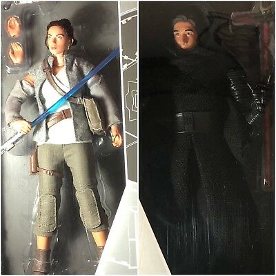 2017 D23 EXPO EXCLUSIVE Star Wars Doll Set Krennic /& Jyn 1000 LE
