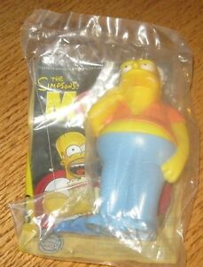 2007 The Simpsons Movie Burger King Kids Meal Toy Barney Ebay