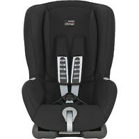 Britax Romer Duo Plus Group 1 9 M To 4 Y (9 To 18kg) Car Seat Black Isofix