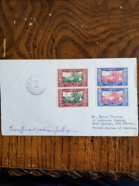 Cover lot French Colonies