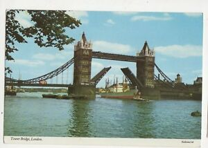 Tower Bridge London 1970 Postcard 204a - <span itemprop=availableAtOrFrom>Aberystwyth, United Kingdom</span> - I always try to provide a first class service to you, the customer. If you are not satisfied in any way, please let me know and the item can be returned for a full refund. Most purcha - Aberystwyth, United Kingdom