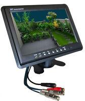 9 Zoll Farbmonitor Tft 800x600 Für Überwachungskameras Videoüberwachung