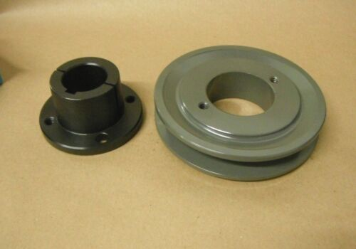 AMEC AK51H SINGLE GROOVE QD PULLEY W//  BUSHING CHOOSE YOUR SIZE!