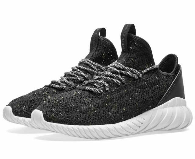 Size 9 - adidas Tubular Doom Sock Primeknit Black - CQ0940 for ...