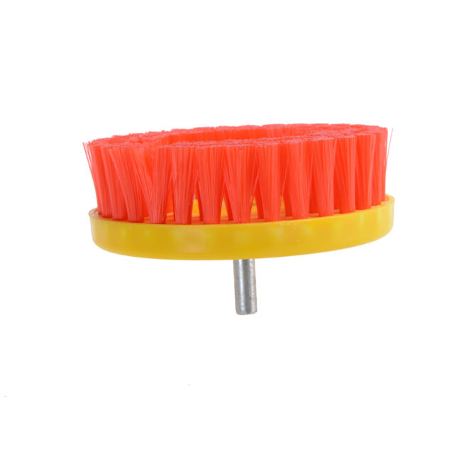 110mm Power Scrub Drill Brush for Cleaning Stone Mable Ceramic Tile E9C